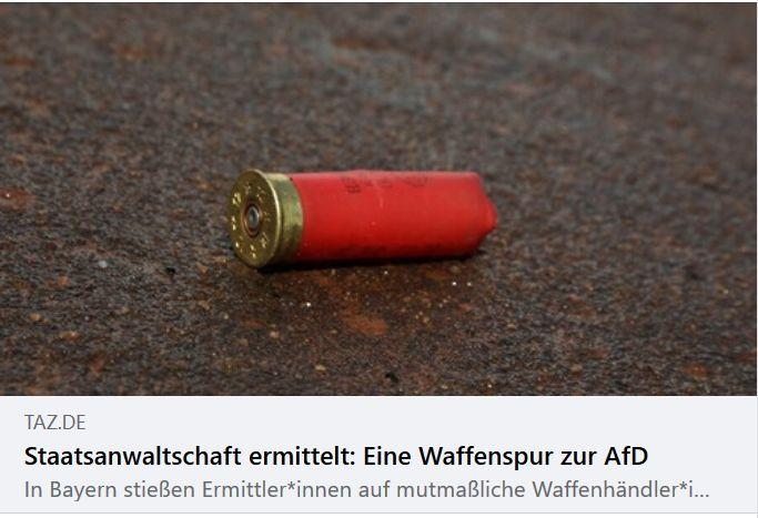 Die AfD gehört verboten!