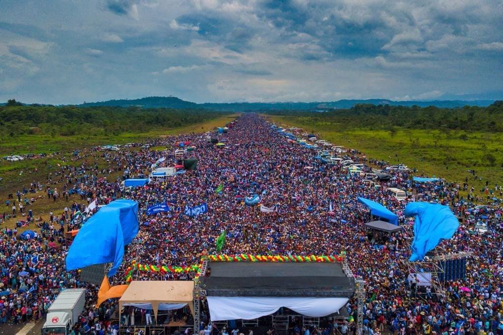 Heute Bolivien! – Morgen Ecuador!