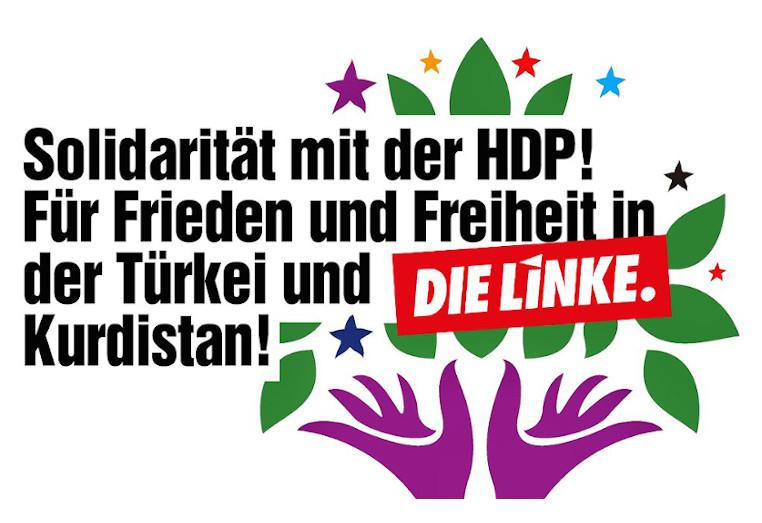 718 HDP-Mitglieder in der Türkei verhaftet!