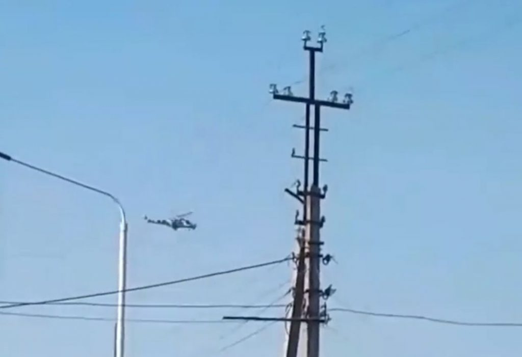 Grenzkrieg zwischen Tadschikistan und Kirgistan!